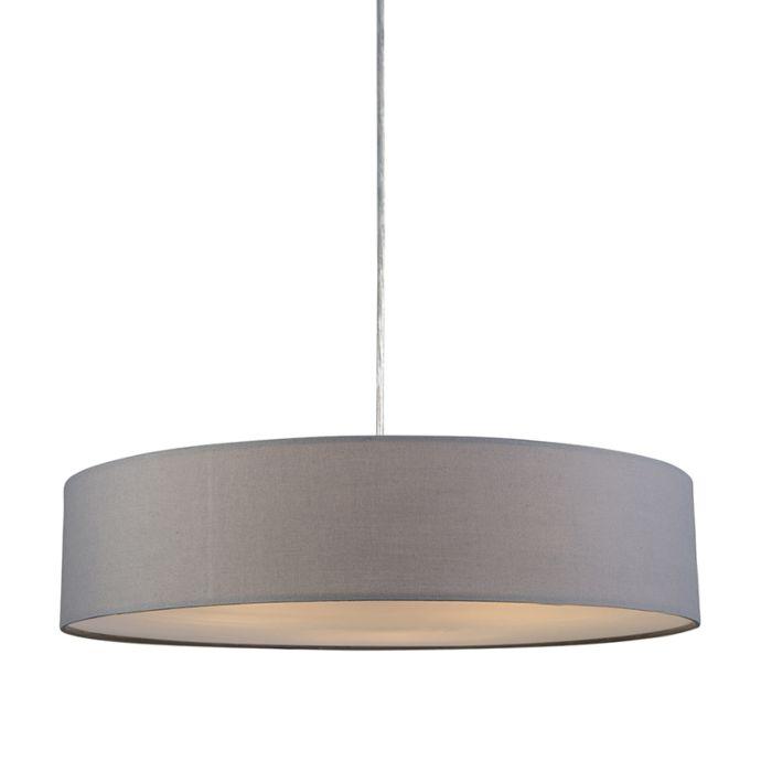 Hanglamp-Drum-Basic-50-grijs