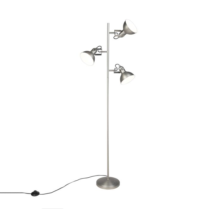 Industriele-vloerlamp-staal-3-lichts---Tommy
