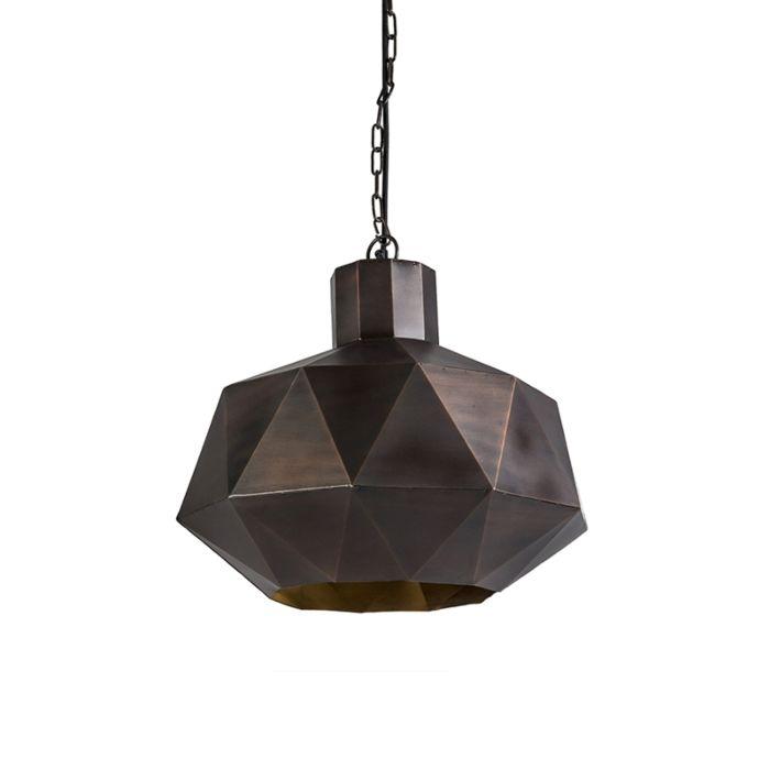 Art-Deco-hanglamp-koper---Trianga