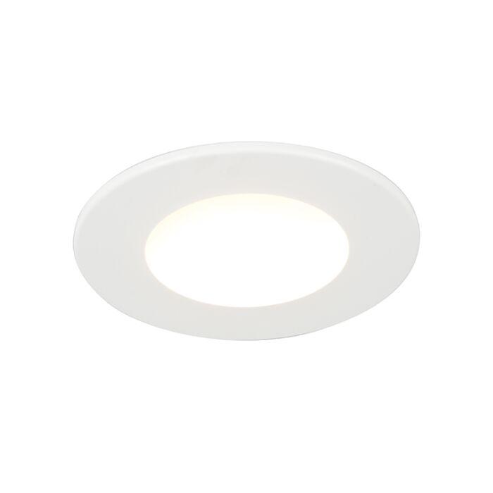 Inbouwspot-wit-incl.-LED-280-lumen-3000K-4W-IP65---Blanca