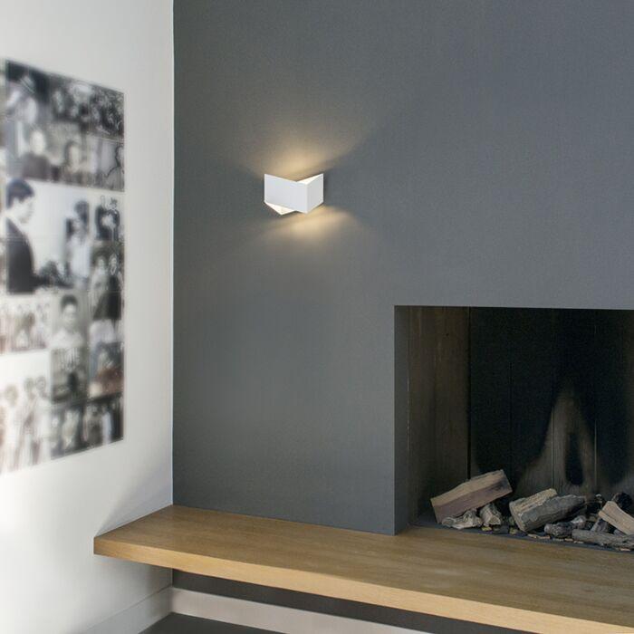 Design-wandlamp-wit---Fold