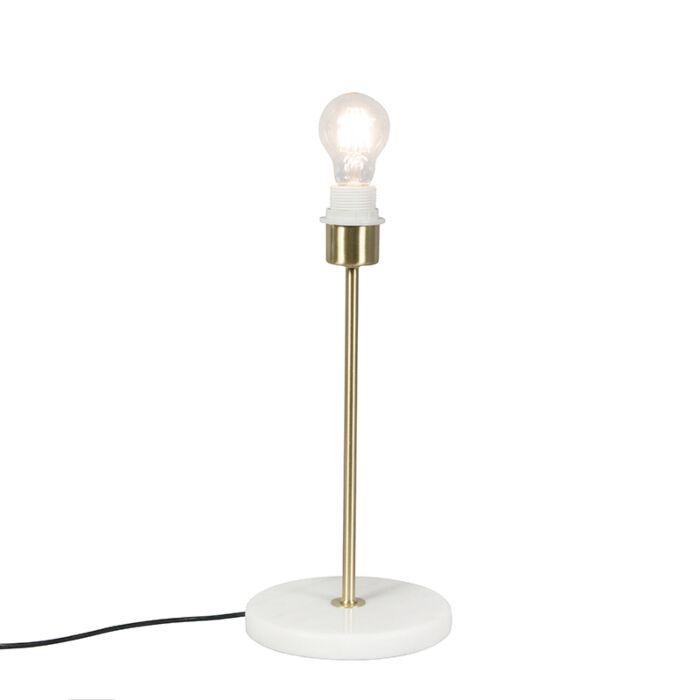 Klassieke-tafellamp-messing---Kaso