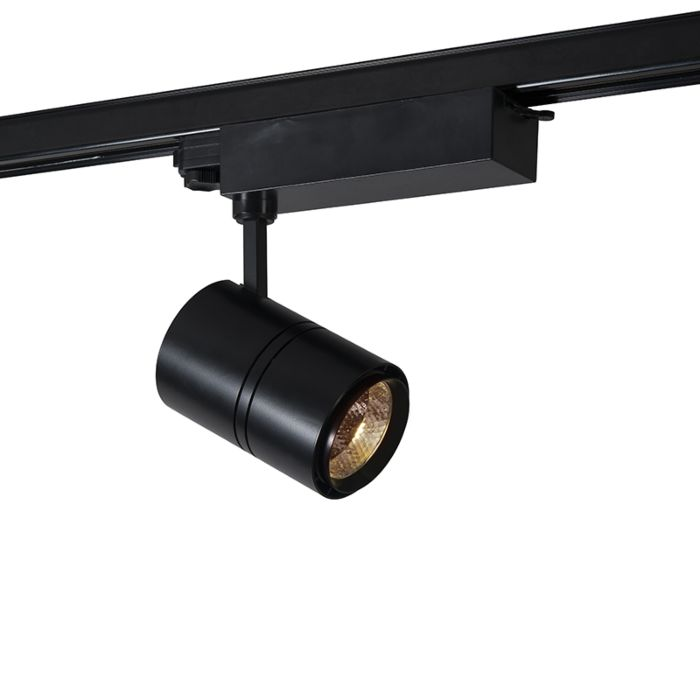 Dimbare-3-fase-railspot-zwart-incl.-LED-3000K---Ruler-38