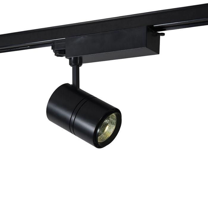 Railspot-Ruler-38-zwart-4000K