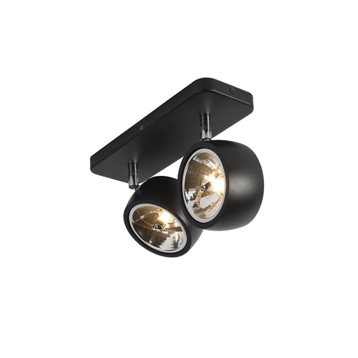 Moderne-spot-zwart-verstelbaar---Go-Nine-2