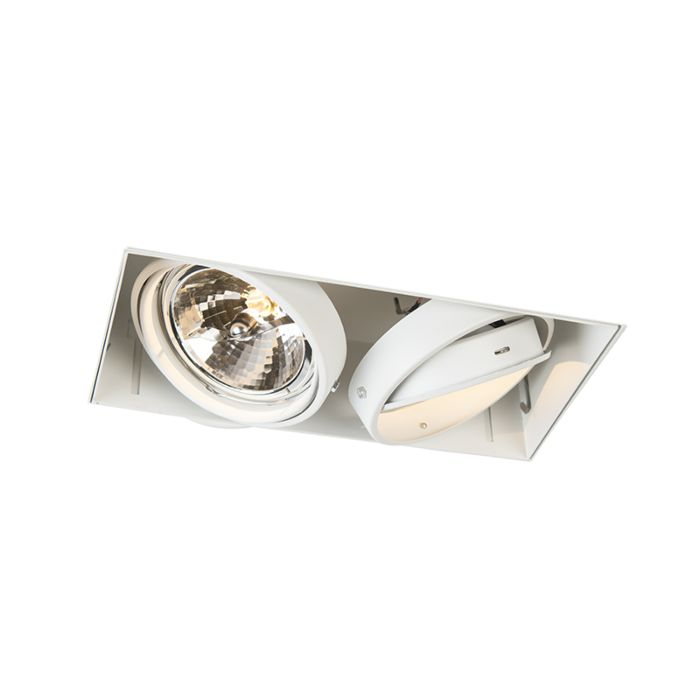 Moderne-inbouwspot-wit-AR111-trimless---Oneon-2