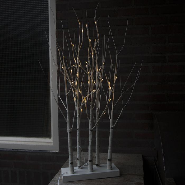 Kerstverlichting-Berkenbos-LED-warm-wit-0,9-meter
