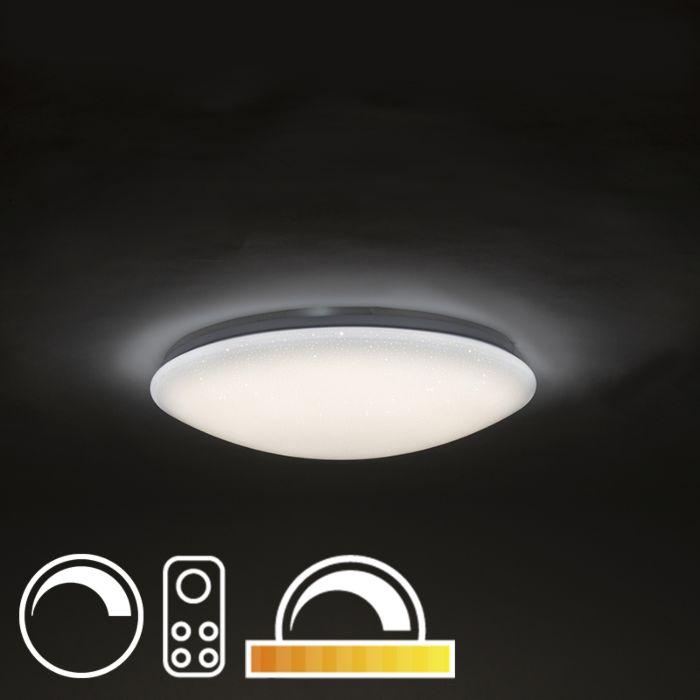 Plafondlamp-47-cm-stereffect-incl.-LED---Extrema