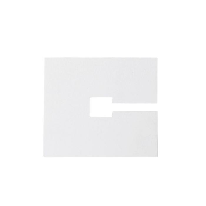 Vierkant-afdekplaatje-10x10cm-wit-RAL-9016