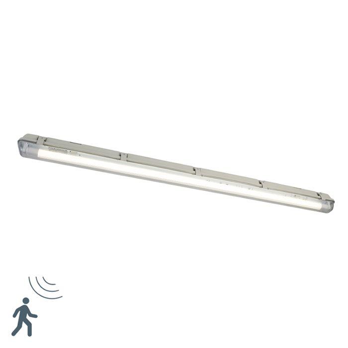 TL-armatuur-incl.-LED-1800-lm-en-bewegingsmelder-IP65---Base