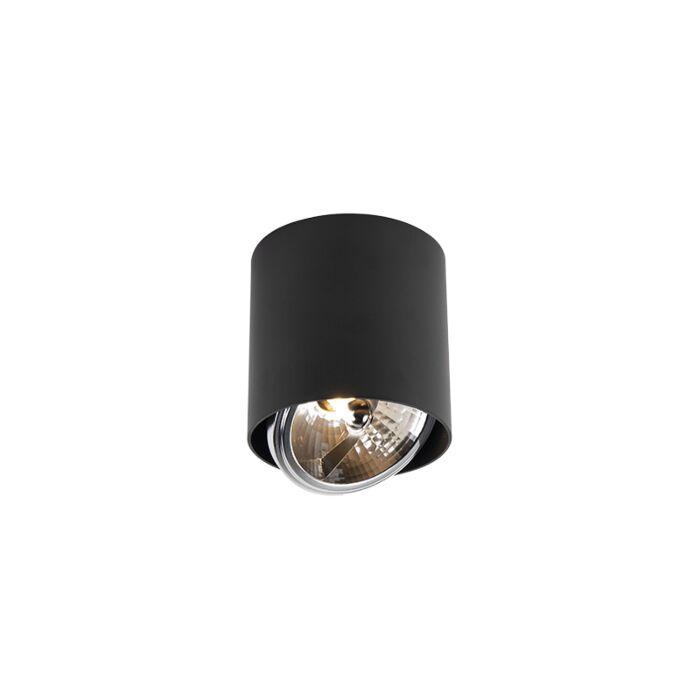 Design-spot-cilinder-zwart-incl.-G9---Impact-Up
