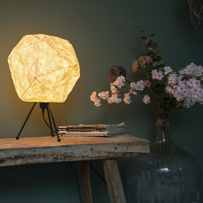 Scandinavische-papieren-tafellamp-wit---Pepa-Lua