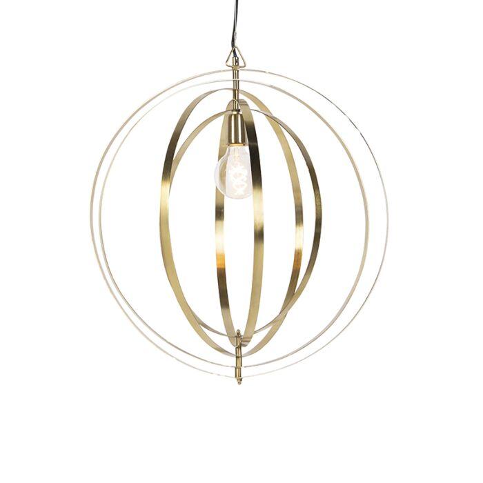 Vintage-hanglamp-messing---Rings