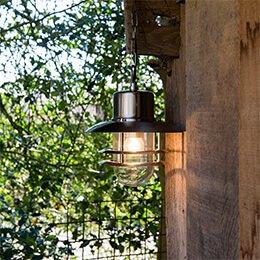 Lampenlicht - Een sfeer lichtadvies voor buiten maken