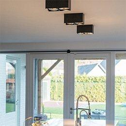 Lampenlicht - Montage instructies opbouwspots